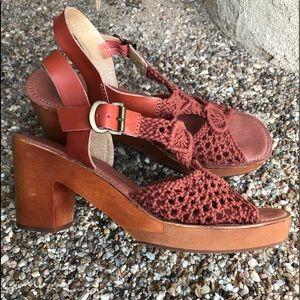 Latigo Boho Macrame Sandals